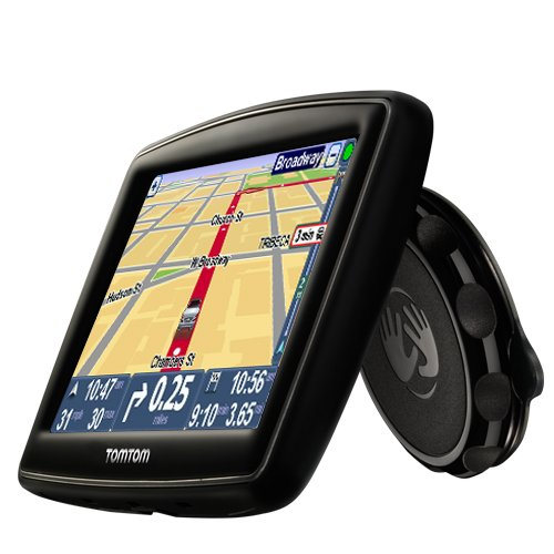 Tomtom Xxl 550tm Gps Portable Navigator Review 5 Inch