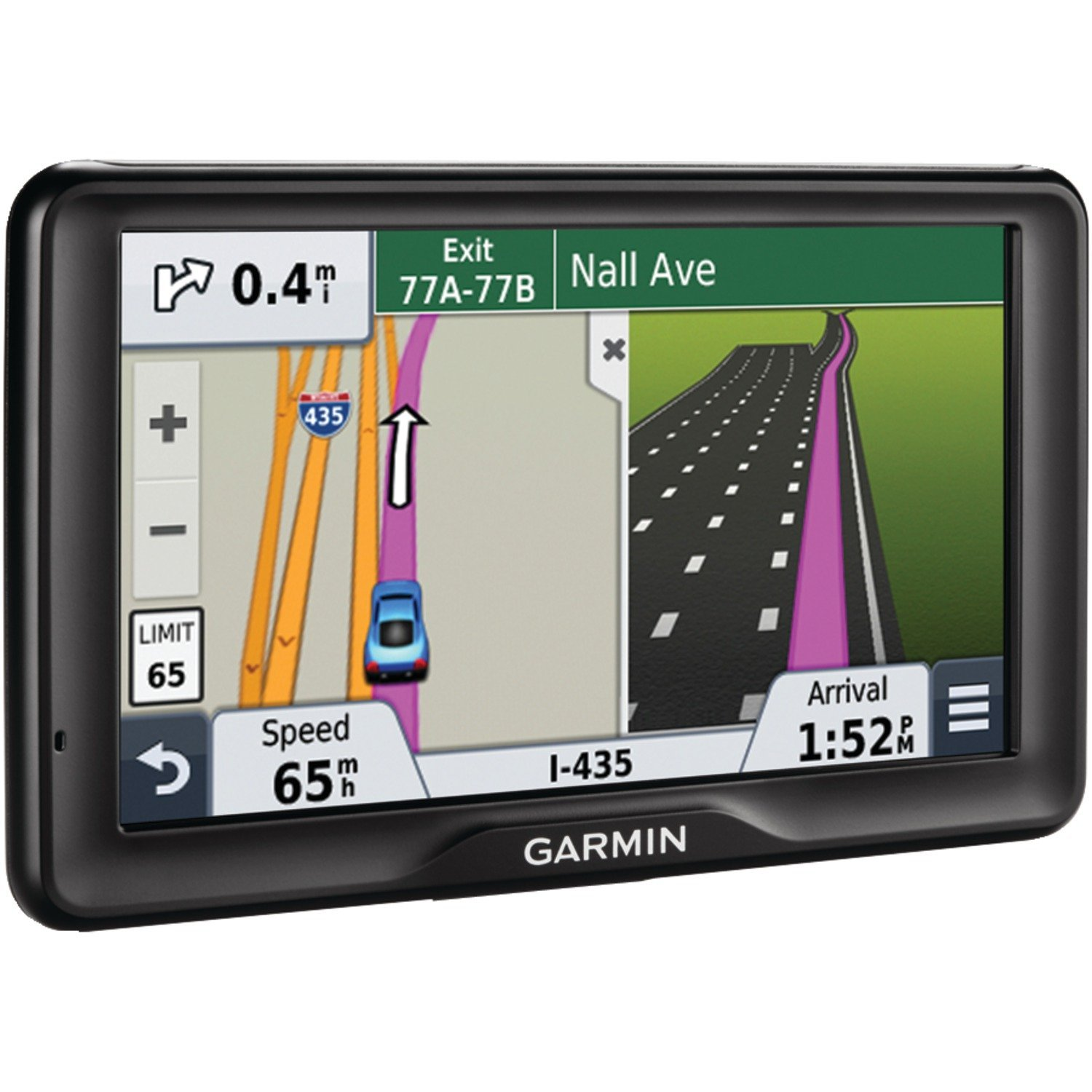 Garmin Nuvi Lmt Review Vehicle Gps  Inch Screen With Bluetooth Free Traffic And Map