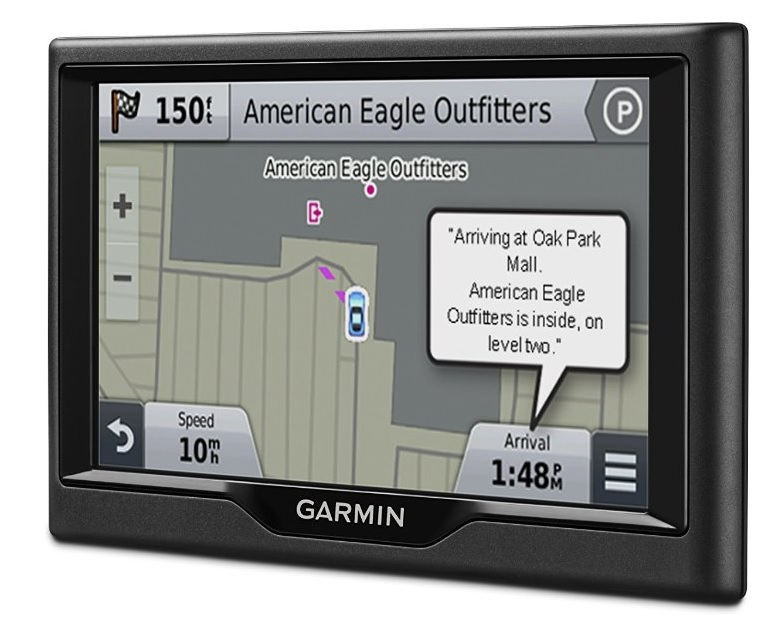 Garmin Nuvi 57LM Review