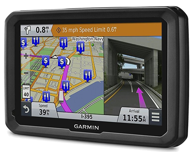 Garmin dēzl 770LMTHD best features