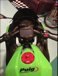 zumo 390lm motorbike gps from garmin