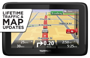 TomTom GO 2435TM Review - 4.3 Inch Screen GPS Navigator –Free Traffic & Maps – Bluetooth & Voice Recognition