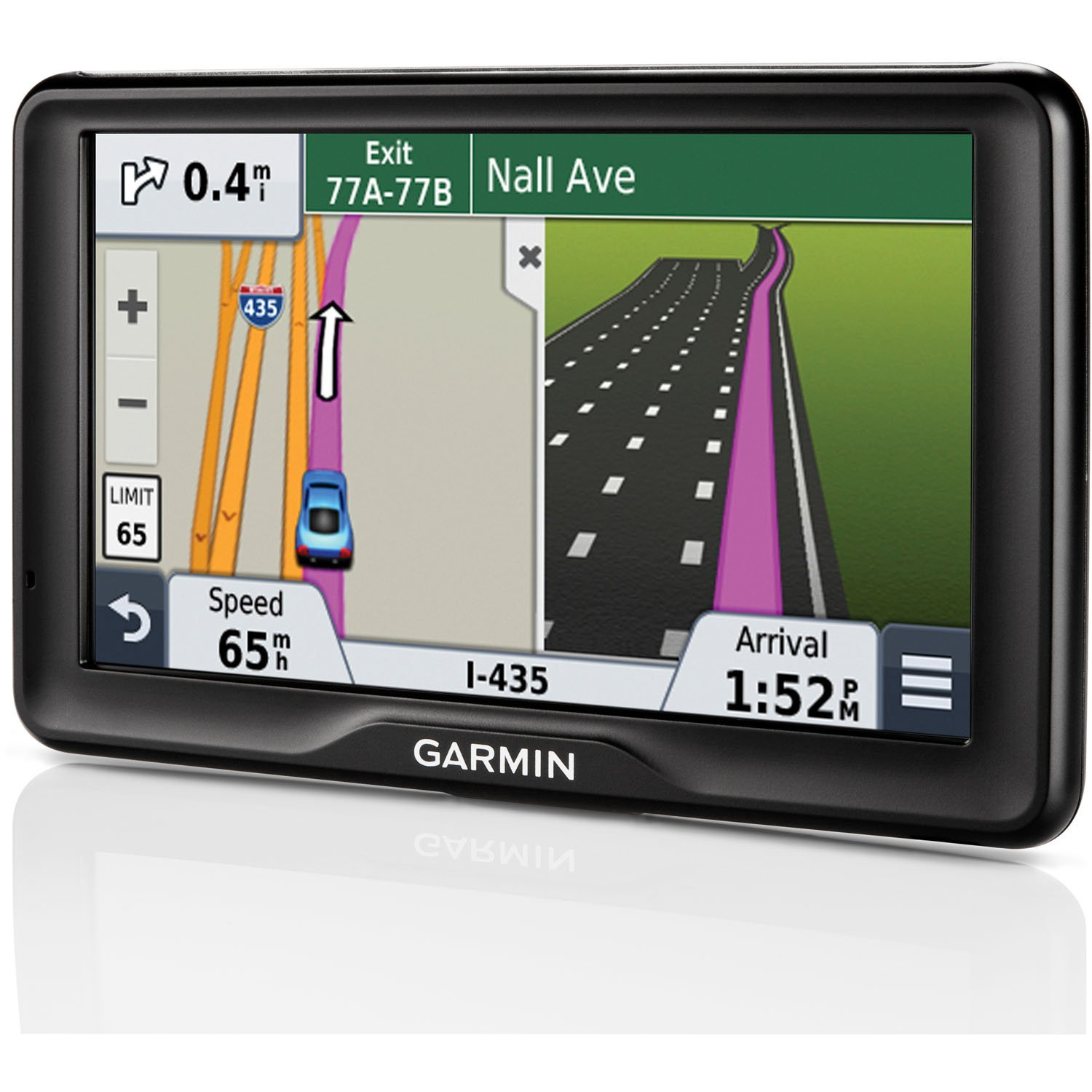 21.3 Garmin nüvi 2757LM active lane guidance