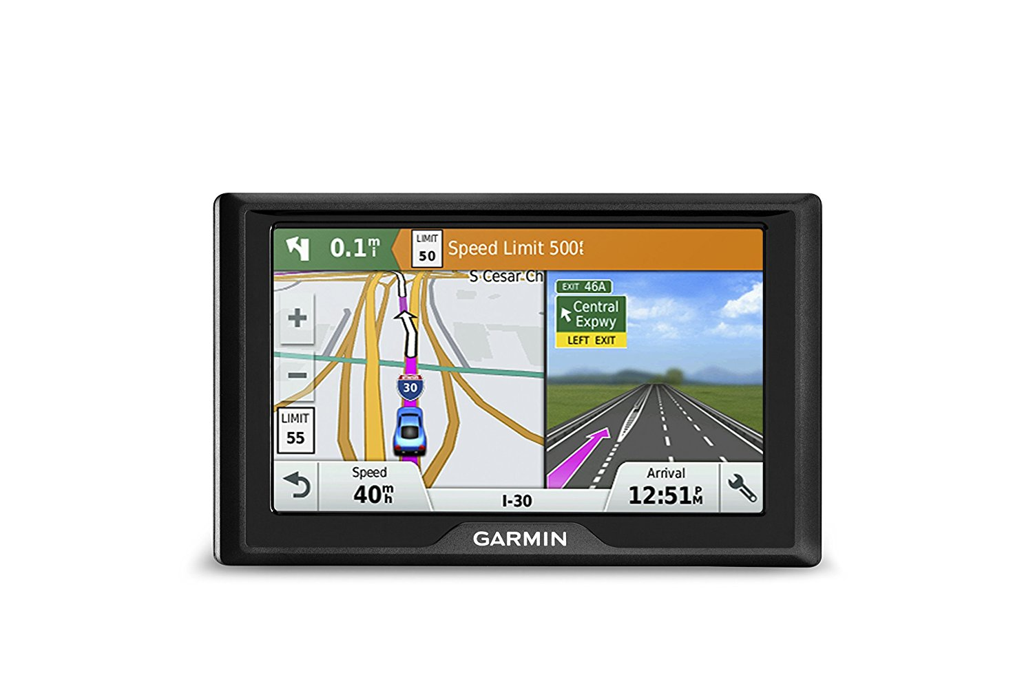 how to know what model is your gps in car