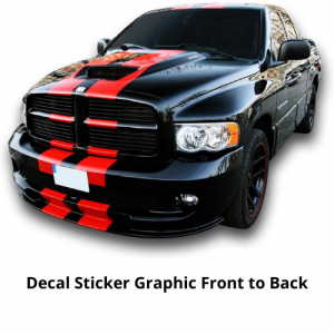 dodge ram graphics decals and emblems 3