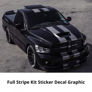 dodge ram graphics decals and emblems 8